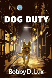 "Available through Amazon, ""Dog Duty"" is a fun riff on a crime book, taking us along as former canine detective Fritz tries for revenge on the dog that drove him off the force."